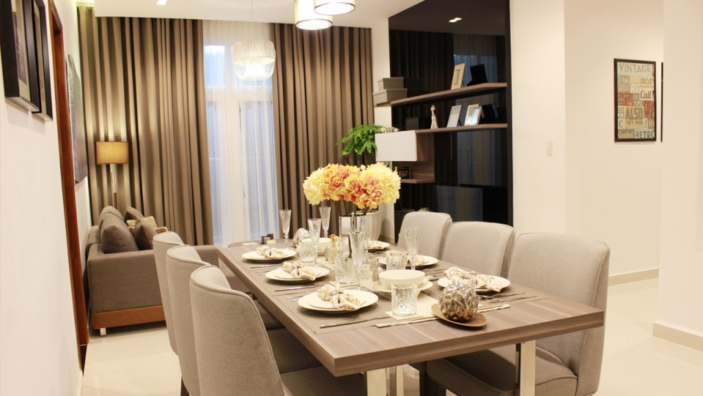 Khu chung cư hạng sang Sky Center Vị trí thuận lợi, tiện ích tối ưu