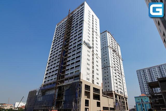 dự án căn hộ Richmond City
