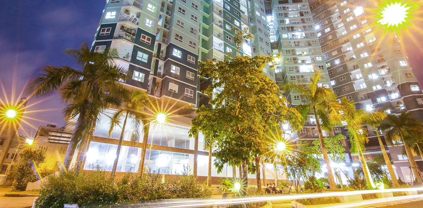 Bảng giá cho thuê căn hộ chung cư 8X Đầm Sen