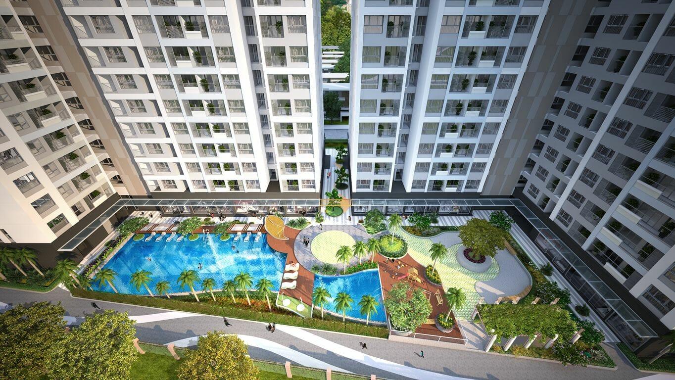 Bảng giá cho thuê căn hộ chung cư Botanica Premier