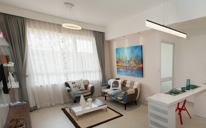 Bảng giá cho thuê căn hộ chung cư Masteri Thảo Điền