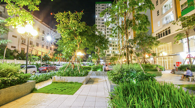 dự án căn hộ chung cư Melody Residences