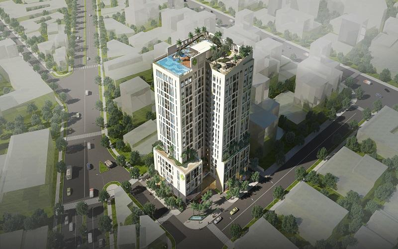 dự án căn hộ chung cư Phú Nhuận
