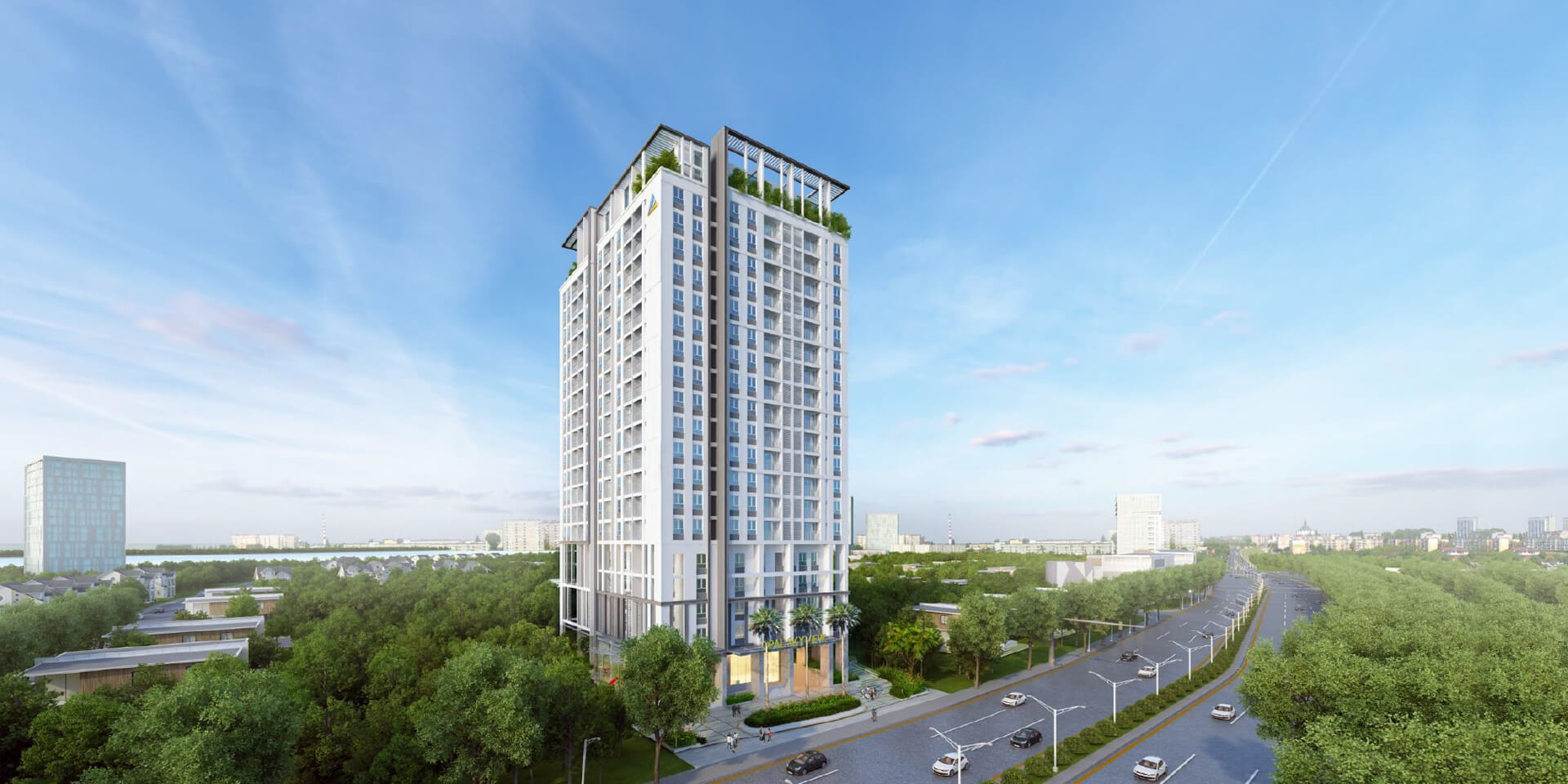 dự án căn hộ Opal Skyview