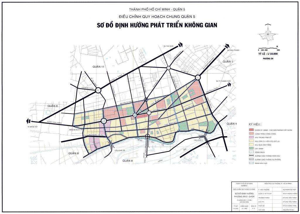 Bảng giá nhà đất quận 5 từ năm 2015 đến 2019