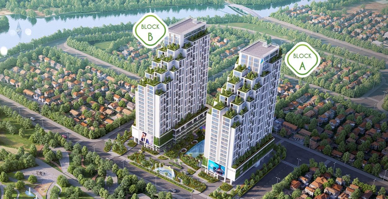 Bảng giá cho thuê căn hộ chung cư Luxgarden 8