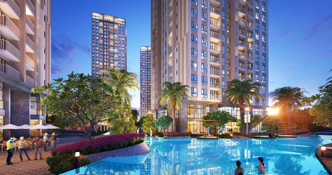 Bảng giá cho thuê căn hộ chung cư Gem Riverside