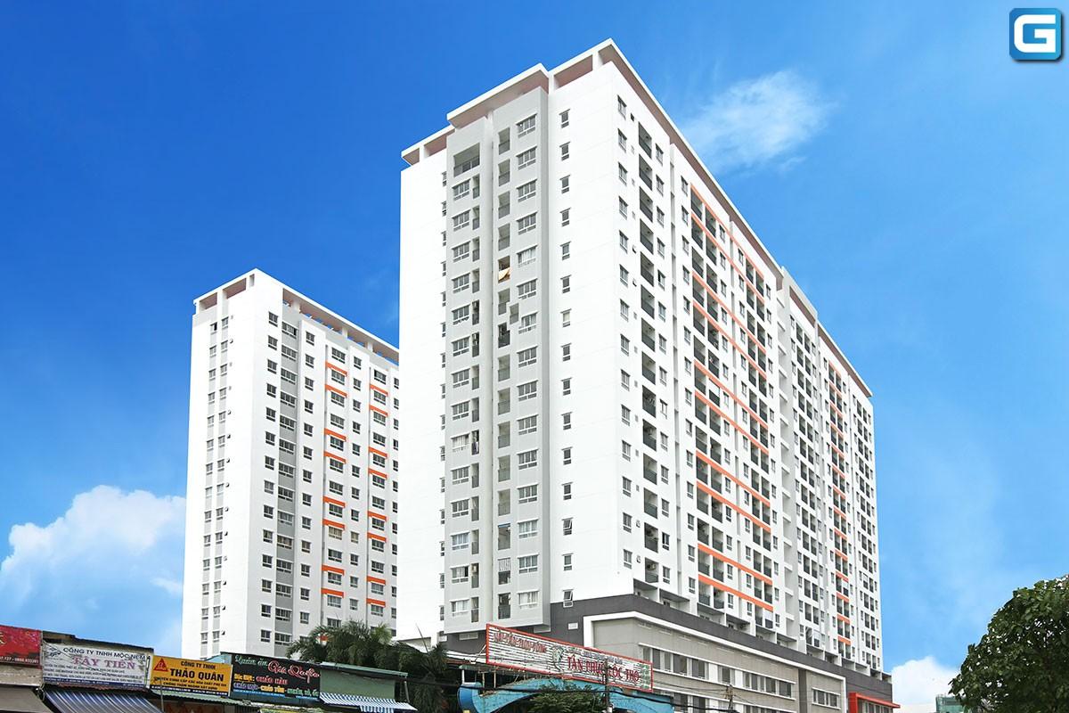 Bảng giá cho thuê căn hộ chung cư Moonlight Park View