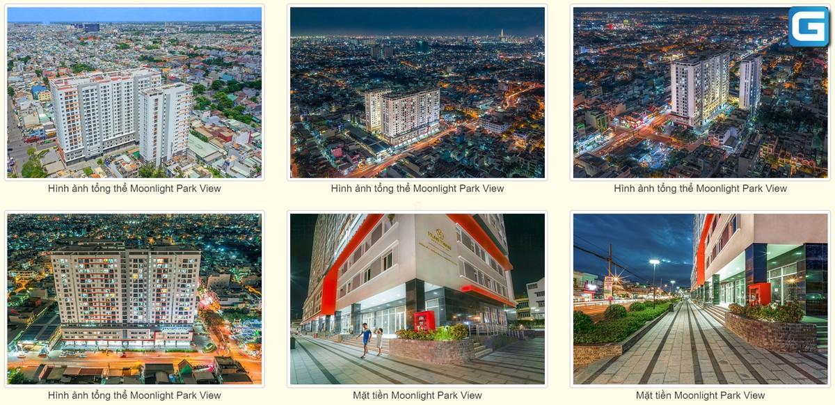 cho thuê căn hộ chung cư Moonlight Park View