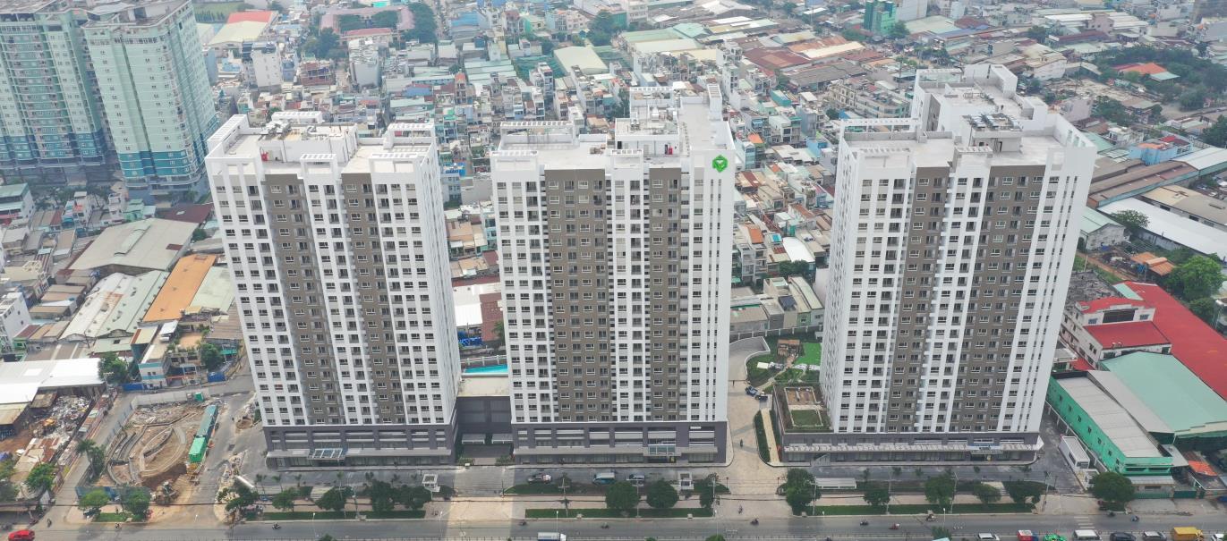 Bảng giá cho thuê căn hộ chung cư Richstar