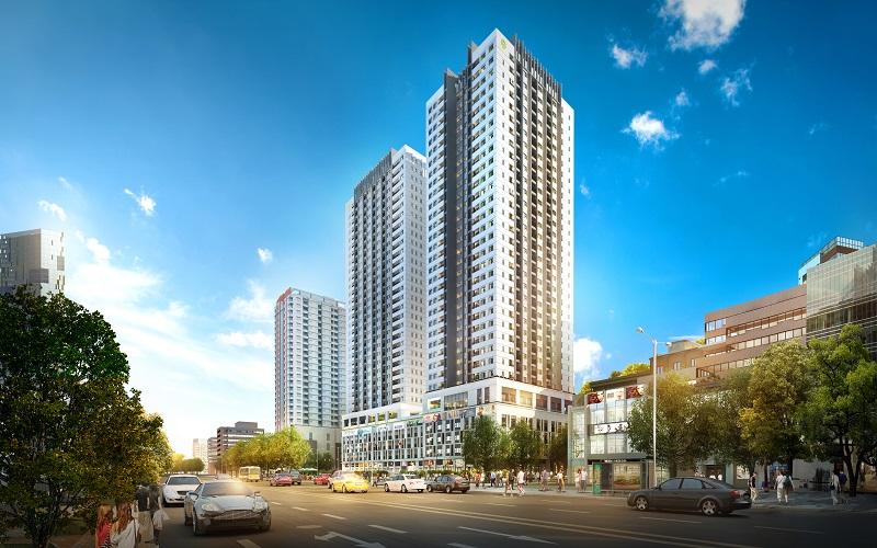 Bảng giá cho thuê căn hộ chung cư The Park Avenue