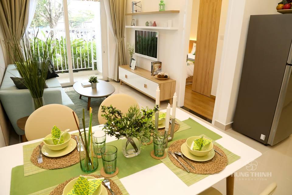 Bảng báo giá cho thuê căn hộ chung cư Thủ Đức – 2019 mới nhất