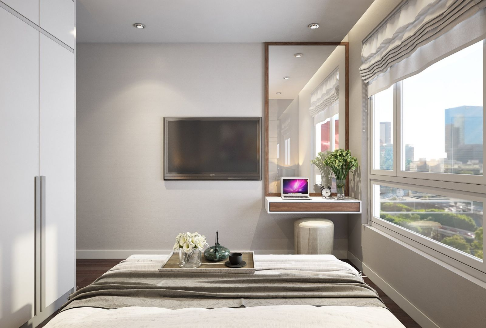Khu căn hộ cao cấp Opal Skyview môi trường thoải mái nơi lý tưởng