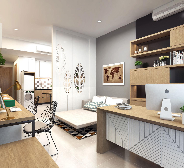 Bảng giá cho thuê căn hộ chung cư Sunrise City View