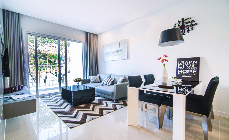 Bảng giá cho thuê căn hộ chung cư Nhà Bè – Giá Rẻ – Nội Thất Đẹp
