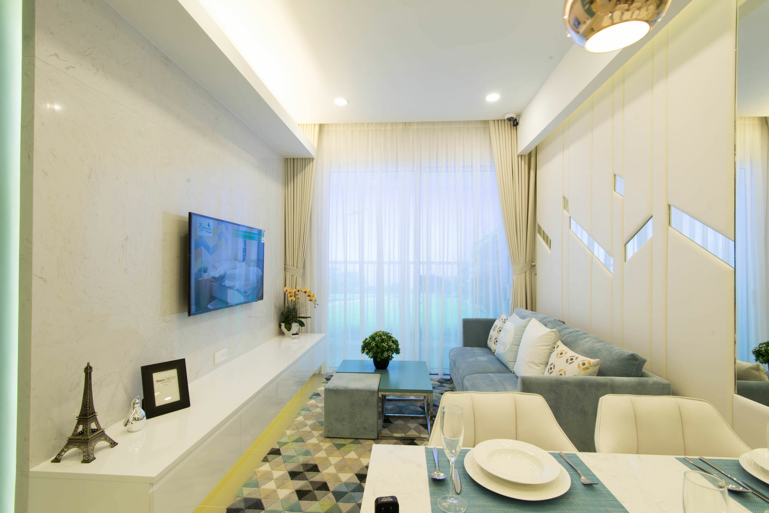 Alphanam Luxury Apartment