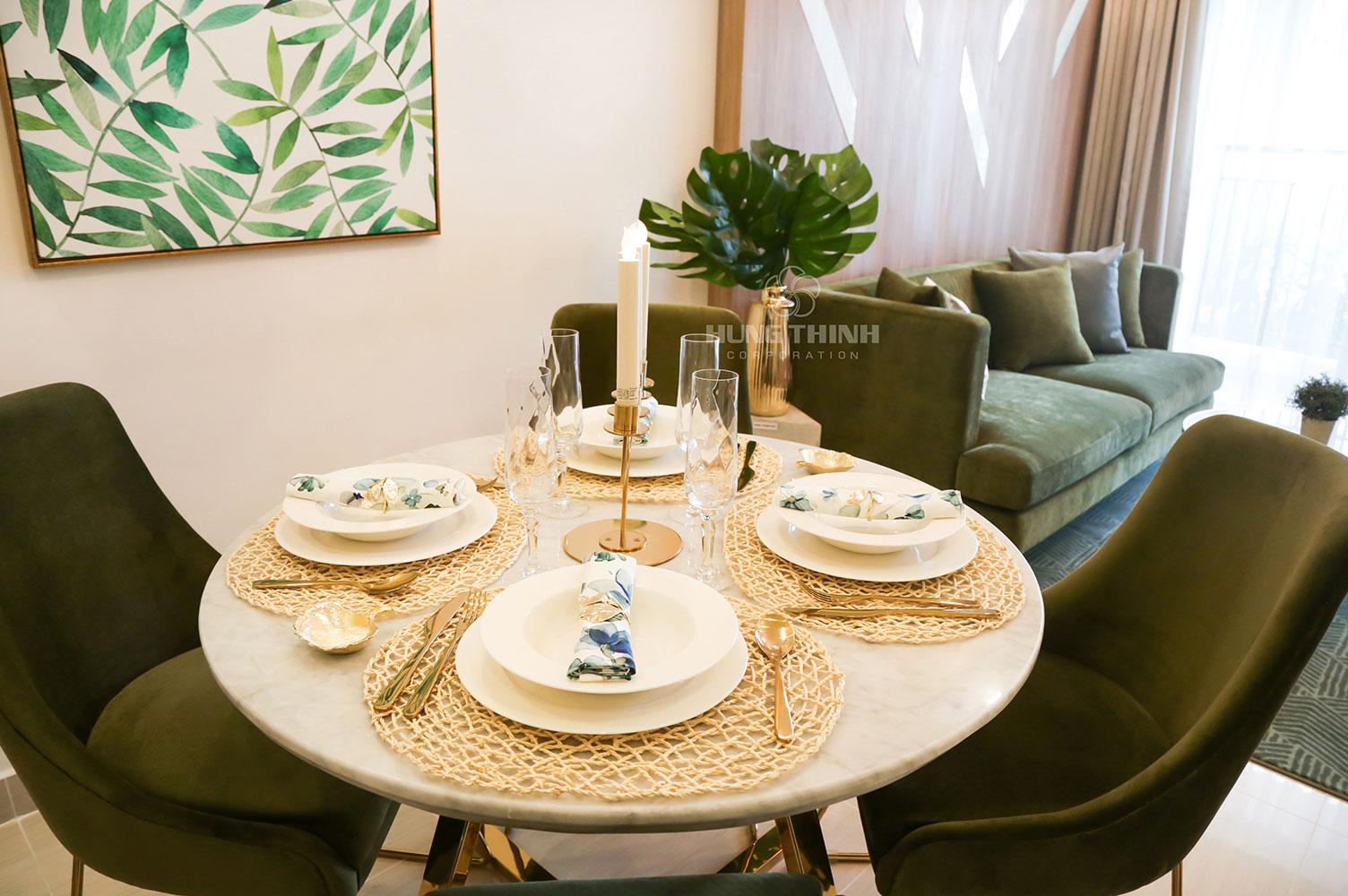 Bảng giá cho thuê căn hộ chung cư Lavita Charm