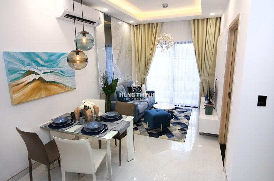 BIDV Village Khu căn hộ chung cự thiết bị nhập khẩu chuẩn mực mới