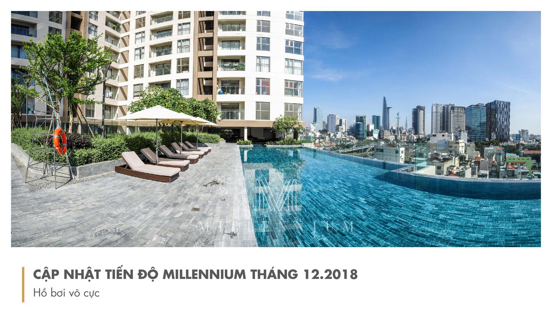 Dự án cho cuộc sống năng động – Khu chung cư cao cấp Millennium