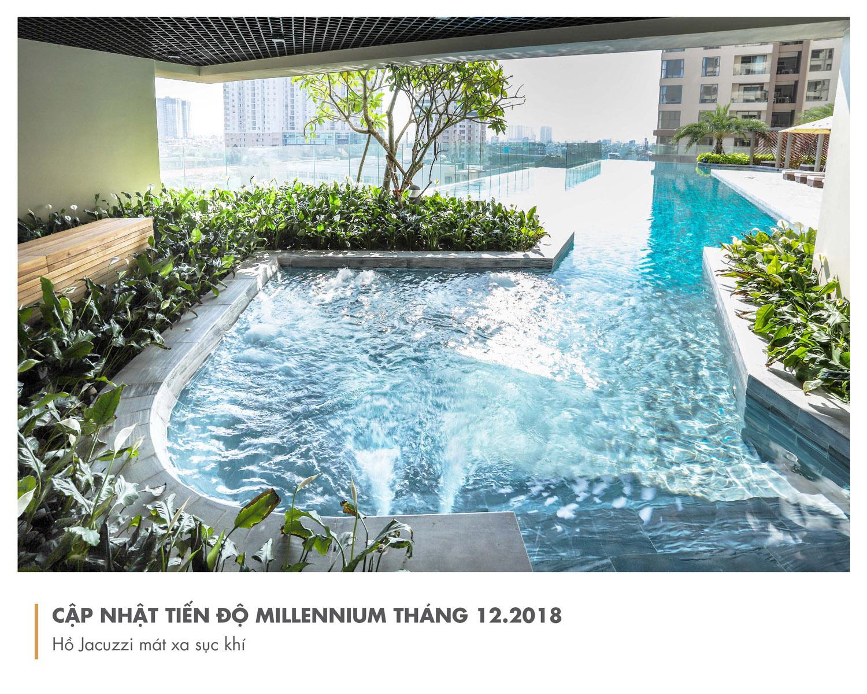 Khu căn hộ chung cư Millennium Lựa chọn tối ưu cho người trẻ năng động