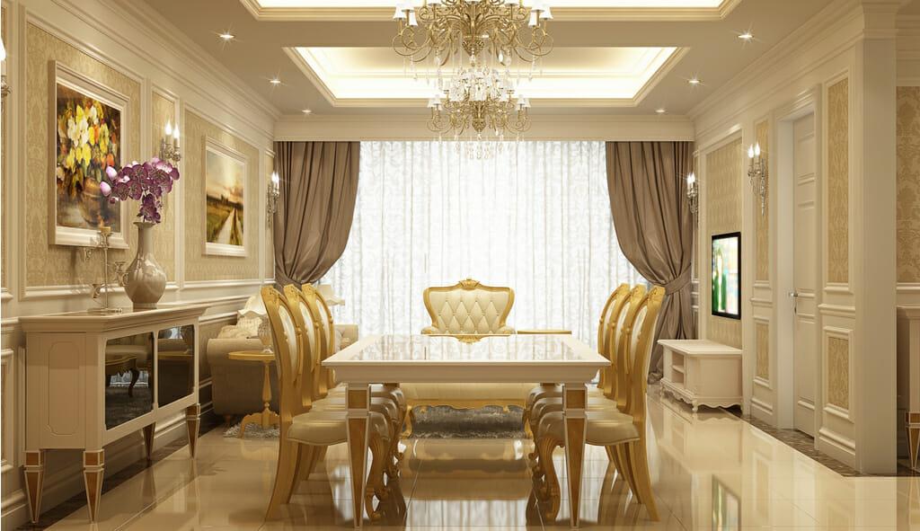 Bảng giá cho thuê chung cư D'. San Raffles Hàng Bài