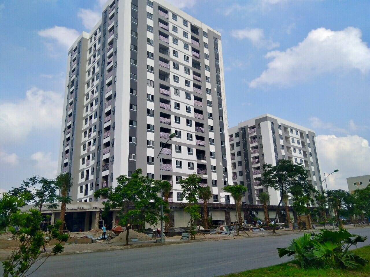 Handico Garden N08 Giang Biên