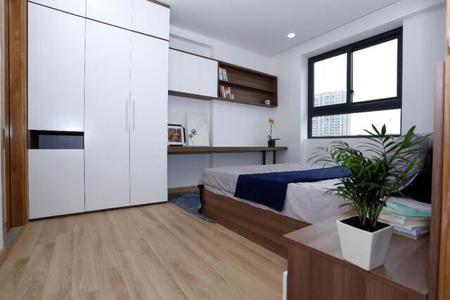 Bảng giá cho thuê căn hộ chung cư Handico Garden NO-08 Giang Biên 9