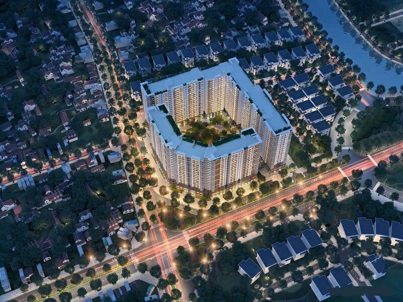 Bảng giá cho thuê căn hộ chung cư Hope Residence