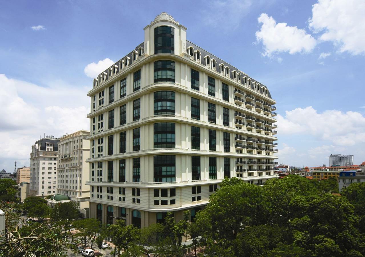 Bảng giá cho thuê căn hộ chung cư Pacific Place