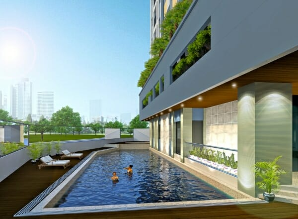 Bảng giá cho thuê căn hộ chung cư Rice City Sông Hồng
