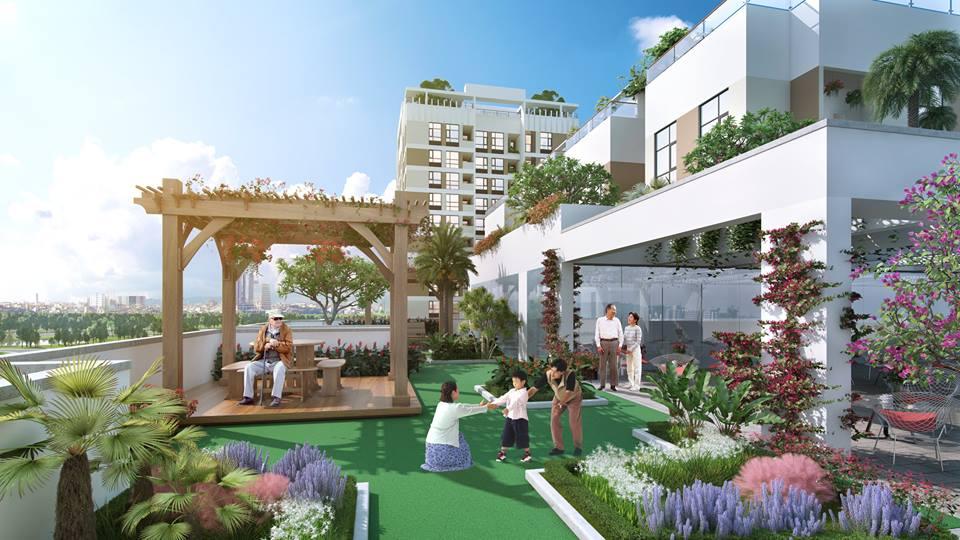 Cho thuê căn hộ Chung cư Valencia Garden
