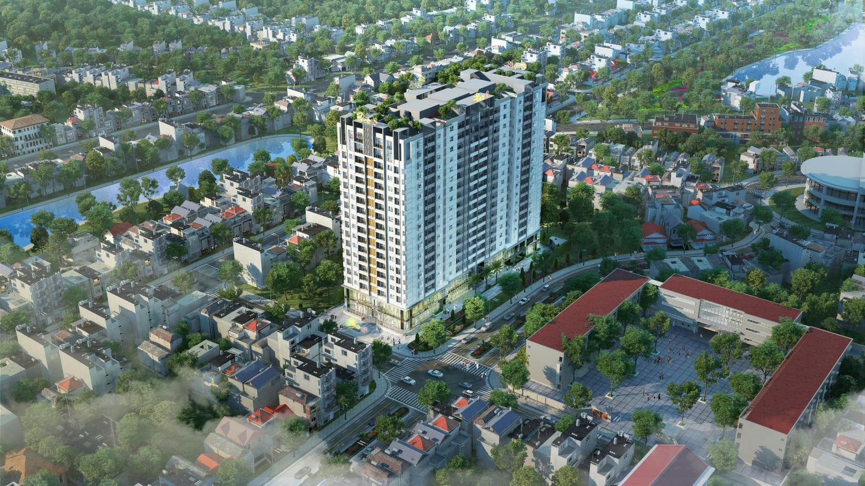 Bảng giá cho thuê căn hộ chung cư One 18 Ngọc Lâm