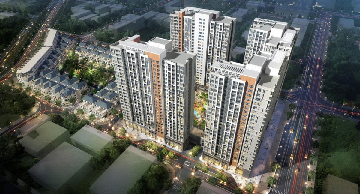 Bảng giá cho thuê căn hộ chung cư Victoria Village