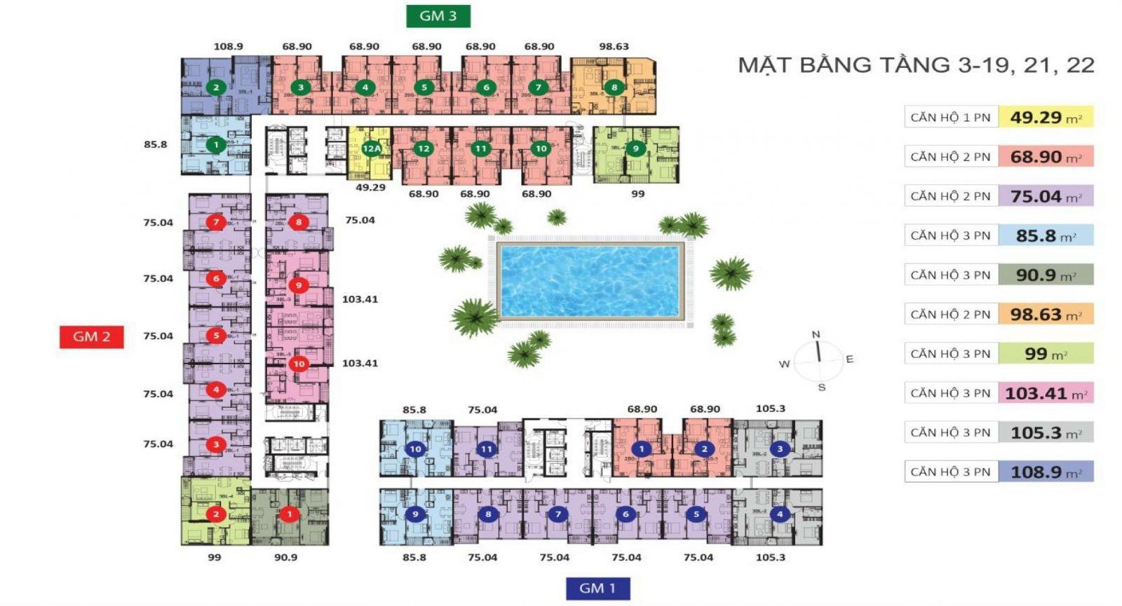 Dự án căn hộ hạng sang Golden Mansion và phong cách kiến trúc 5 sao