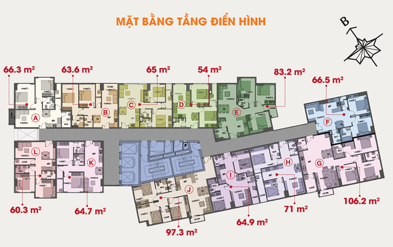 Central Plaza 91 Phạm Văn Hai