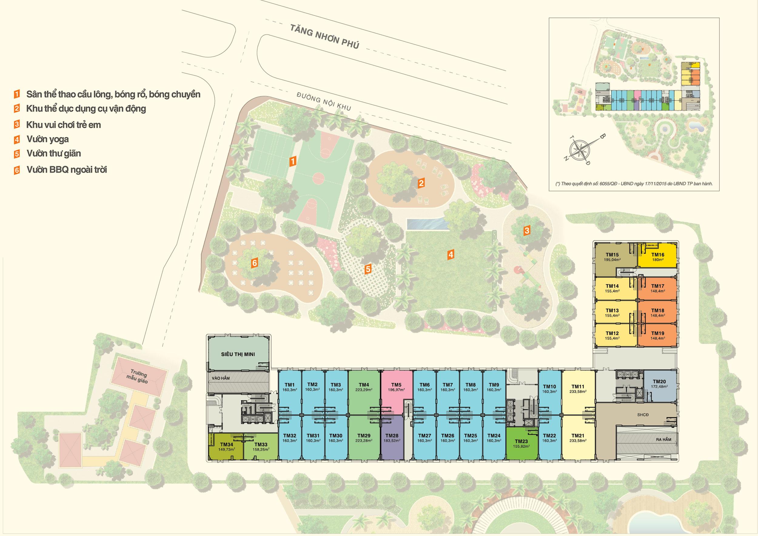 Bảng giá cho thuê căn hộ chung cư 9 View Apartment 10