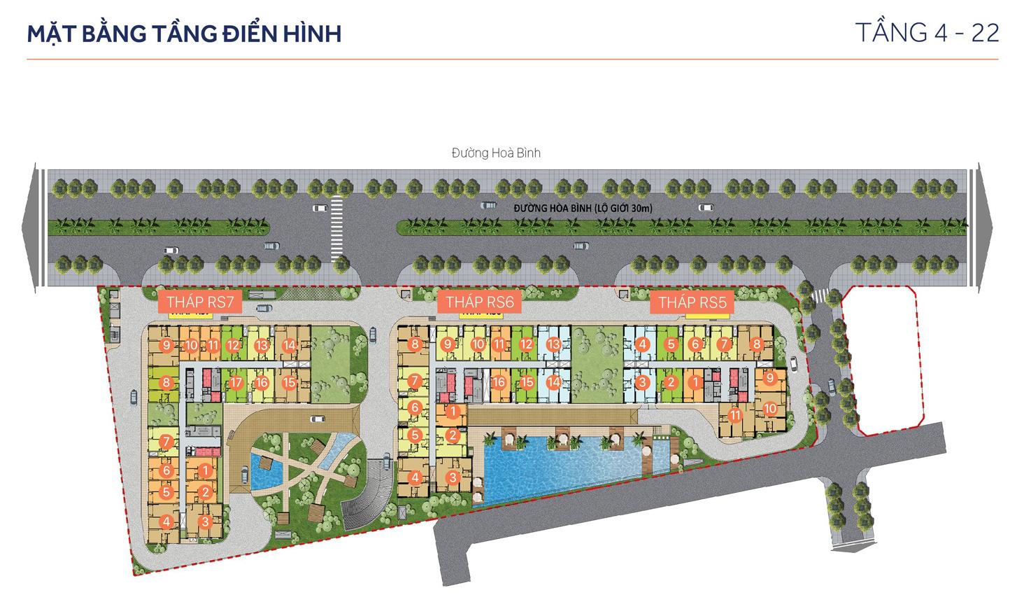 Richstar Tân Phú 8