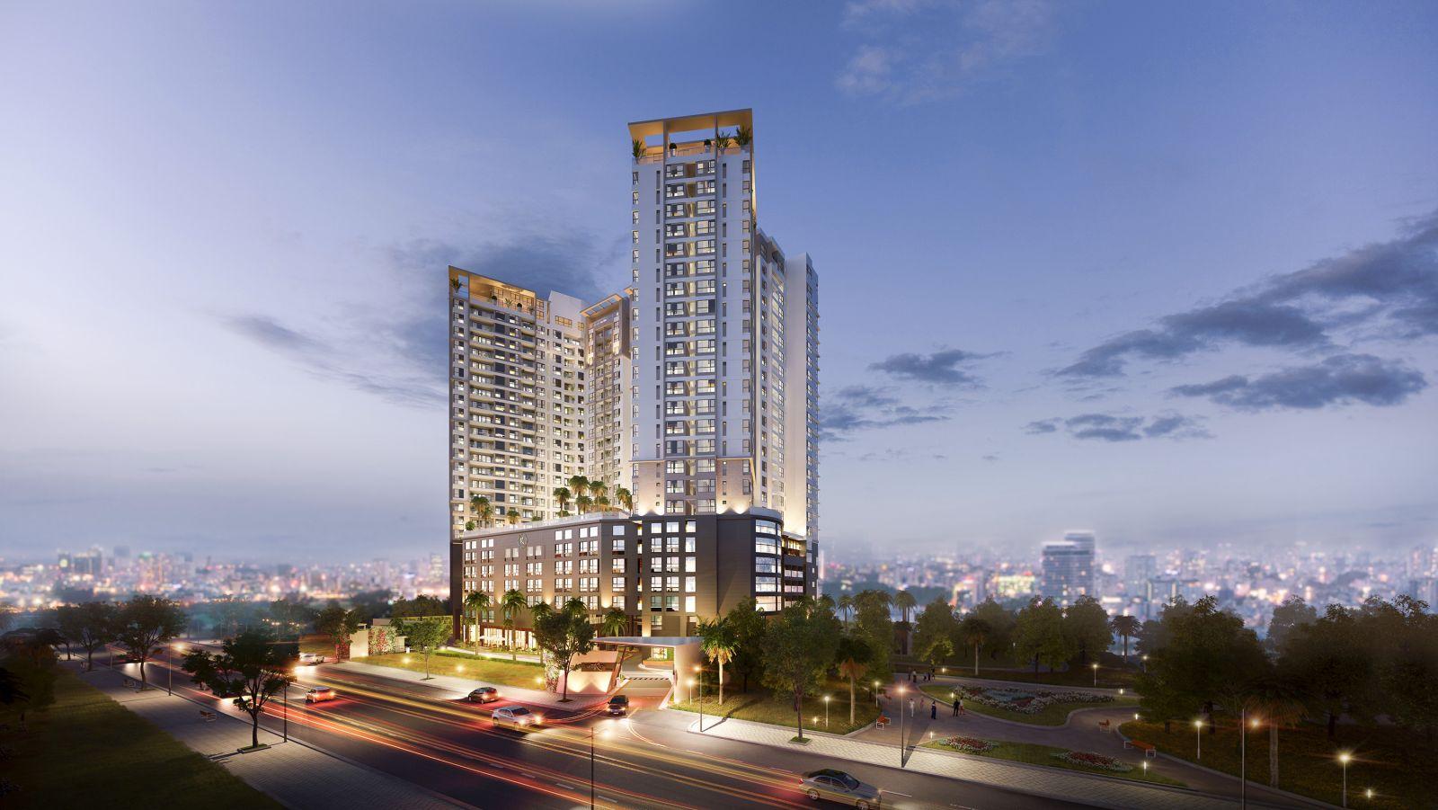 Đắt giá với dòng căn hộ hạng sang tại Dự án căn hộ Millennium