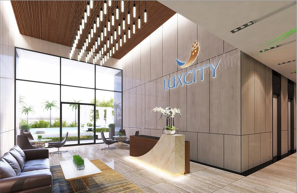 dự án Căn hộ Luxcity