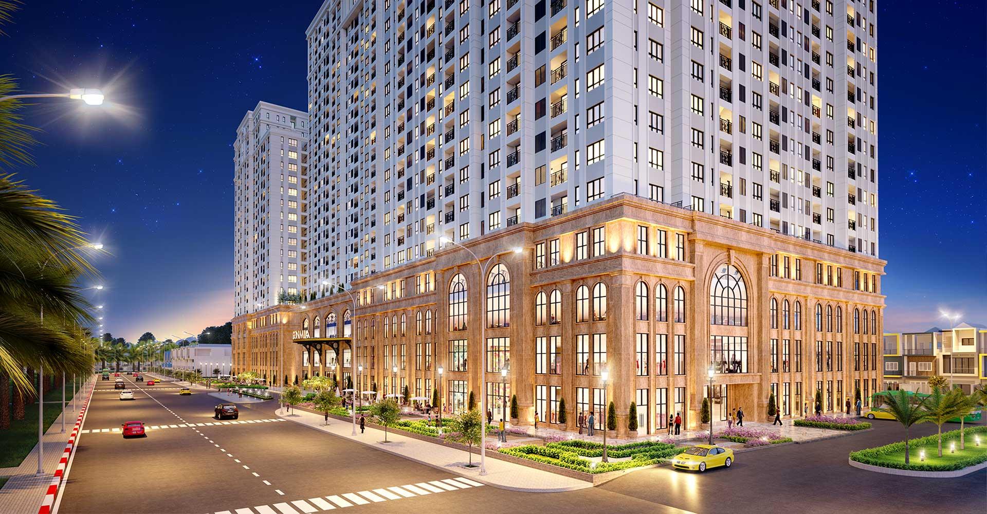 dự án căn hộ Saigon Mia