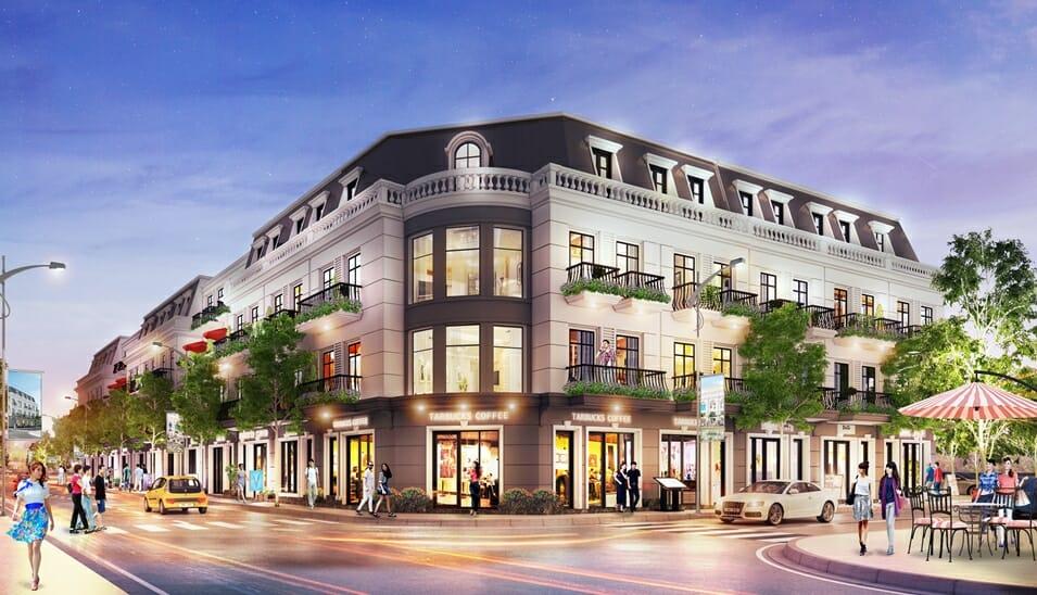 Bảng báo giá bán dự án shophouse quận 11