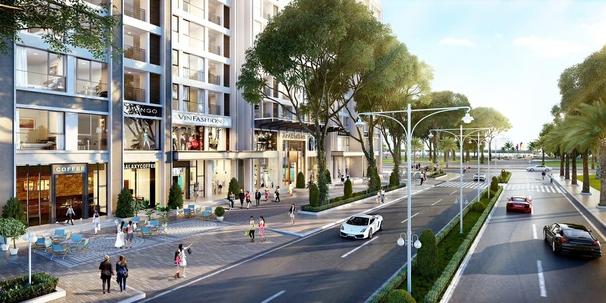 Bảng báo giá bán dự án shophouse quận Bình Tân 12