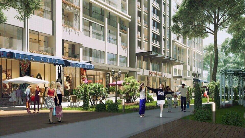 Bảng báo giá bán dự án shophouse quận Gò Vấp