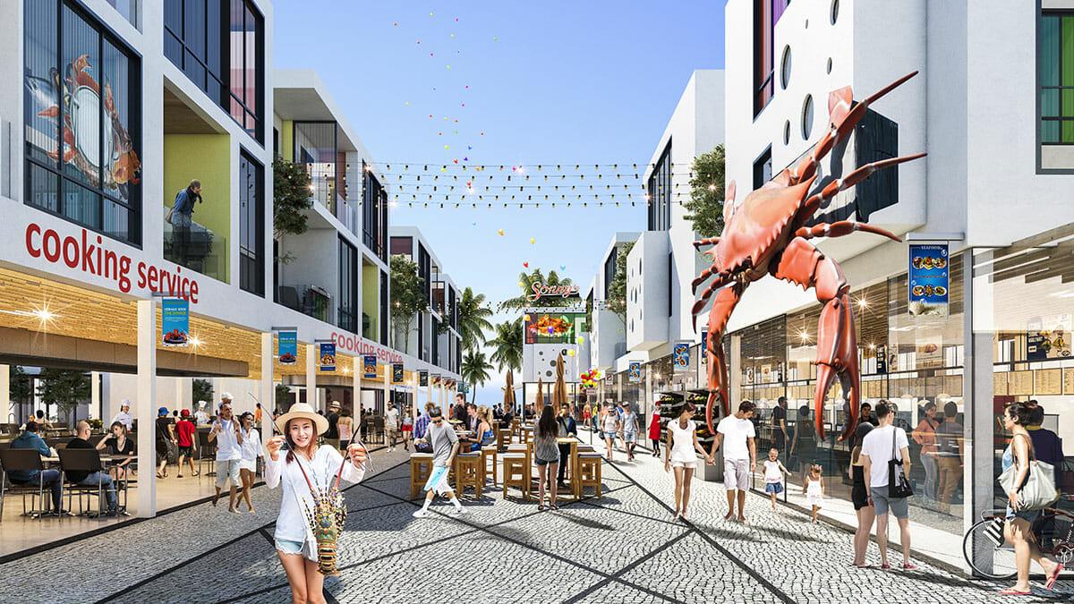 Bảng báo giá bán dự án shophouse quận Tân Phú 246