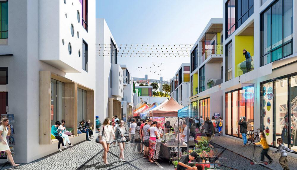 Bảng báo giá bán dự án shophouse Bình Chánh