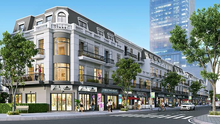 Bảng báo giá bán dự án shophouse quận 9