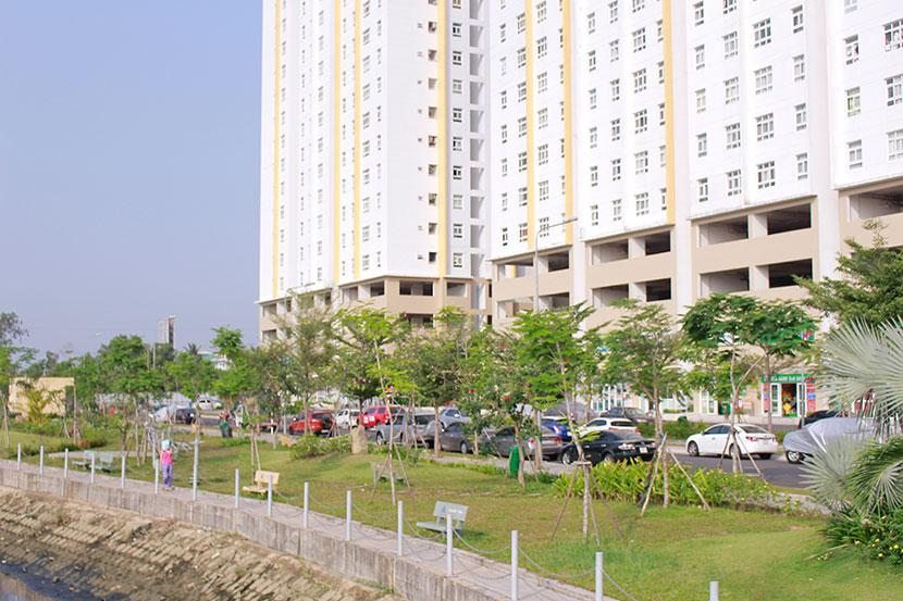 Bảng giá cho thuê căn hộ chung cư Sunview Town