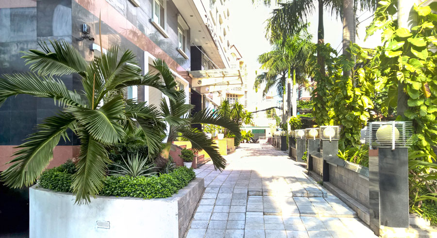 Bảng giá cho thuê căn hộ chung cư Thiên Nam Apartment