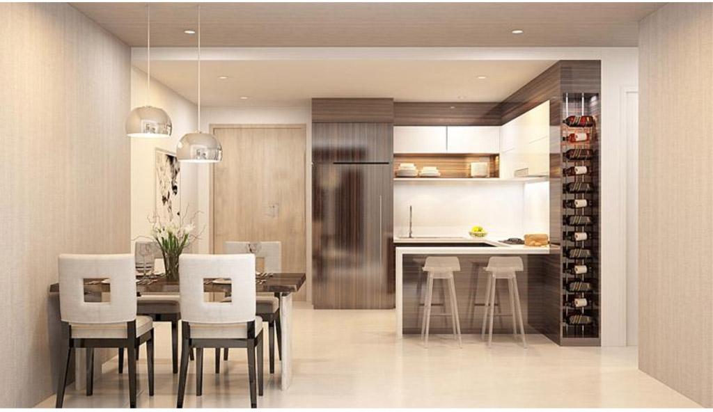 Bảng giá cho thuê căn hộ chung cư Sunview Apartment