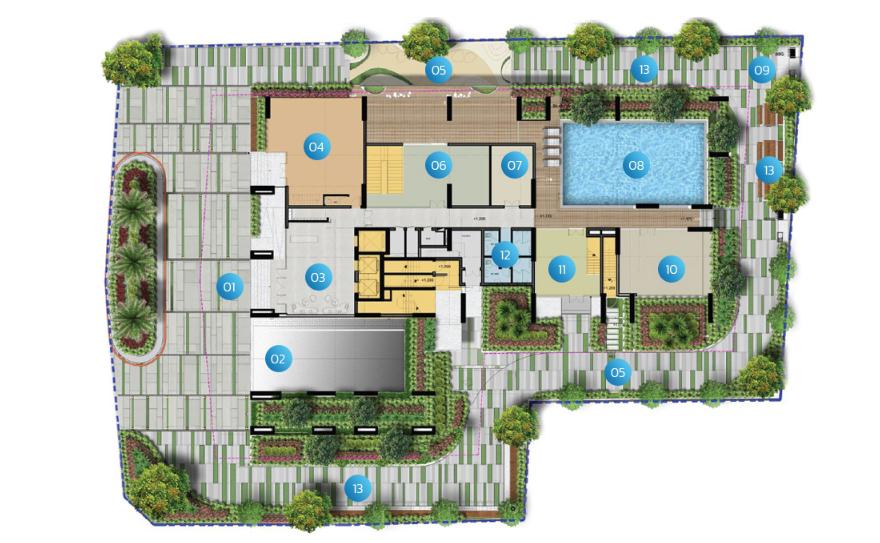 Bảng giá cho thuê căn hộ chung cư Opal Skyview